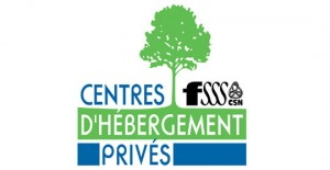Logo des centres d'hébergement privés de la FSSS