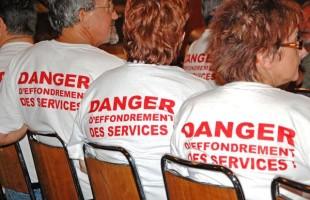 Hôpital de Baie-Saint-Paul : 400 personnes exigent le maintien de tous les services