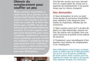 Bulletin d'info No. 3 des RI-RTF, février 2011