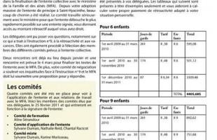 Bulletin Info-RSG, mars 2011