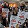 Journée du 8 mars : les femmes disent Non à la taxe santé