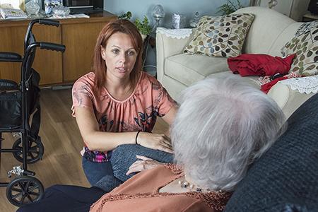 Investir dans les soins à domicile
