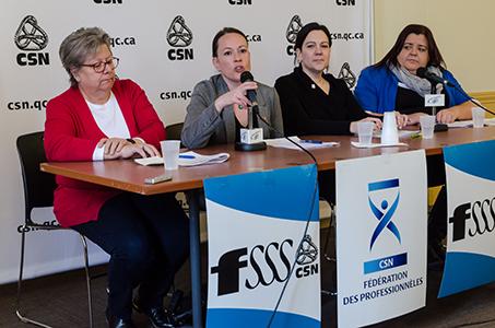 Centres jeunesse du Québec