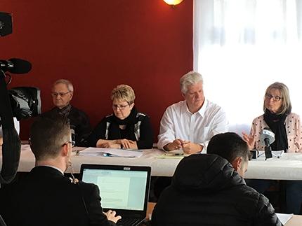 Des familles de Trois-Rivières demandent de meilleures conditions de travail pour le personnel des CHSLD