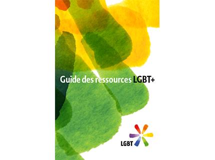 Mise à jour du guide des ressources LGBT+