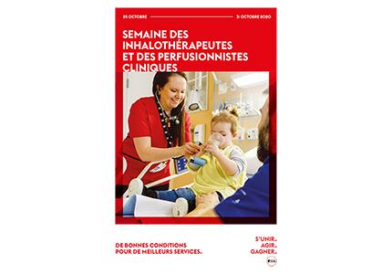 La FSSS-CSN souligne la semaine des inhalothérapeutes et des perfusionnistes cliniques