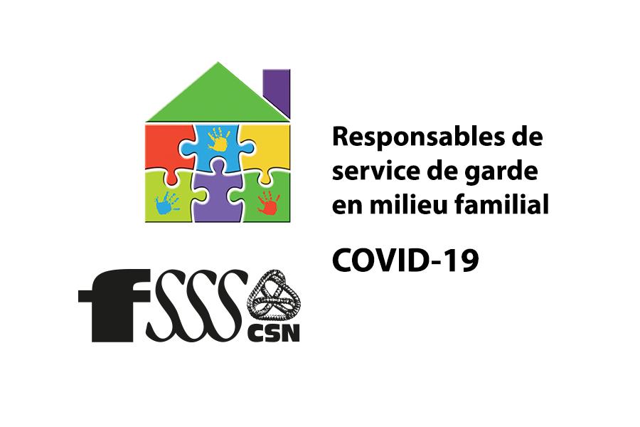 COVID-19 : Foire aux questions des RSG