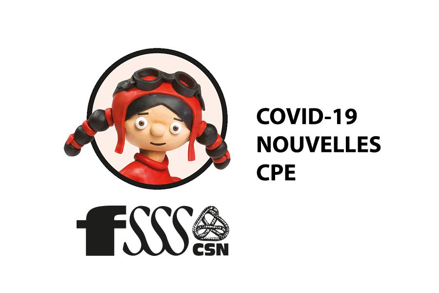 Documents de l'INSPQ et de la CNESST pour les CPE
