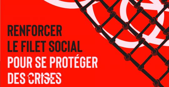 Déçue de la mise à jour budgétaire, la Coalition Main rouge lance une pétition pour le renforcement du filet social
