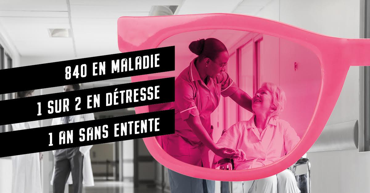 Laurentides – M. Legault, enlevez vos lunettes roses!