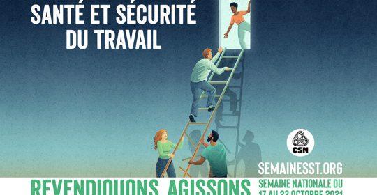 Semaine nationale de SST du 17 au 23 octobre 2021