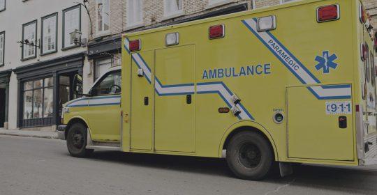 Une ambulance 100% électrique n'améliorera pas les conditions de travail des paramédics