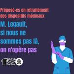 Les PRDM interpellent les PDG des établissements du réseau de la santé